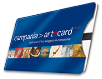 Campania Artecard 2017  (official Naples city pass)