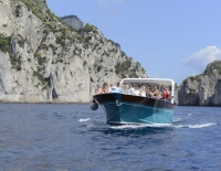 Capri tour in barca privata
